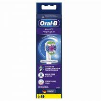 Revenda Higiene Dentária Acessórios - Oral-B Toothbrush heads   3pcs Clean 3D White CleanMaximizer