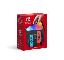 Revenda Nintendo - Consola Nintendo Switch (OLED-Model) Neon-Red/Neon-Blue