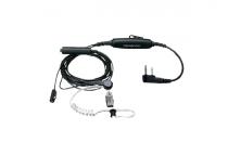 Revenda Microfones - Auricular para Kenwood tubo acustico + micro EM4238/2WK
