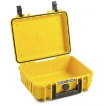 Revenda Malas Foto & Video - Mala B&W Carrying Case   Outdoor Type 1000 yellow