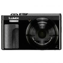 Revenda Camaras Digitais Panasonic - Câmara digital Panasonic Lumix DC-TZ90 black