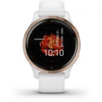 Revenda Smartwatch - Smartwatch Garmin Venu 2s white/rosegold