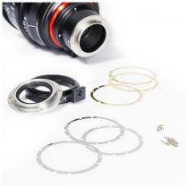 Revenda Adaptadores Objetivas - SamYang XEEN Mount Kit Canon EF