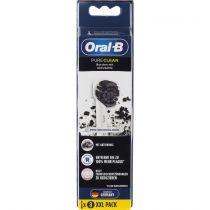 Revenda Higiene Dentária Acessórios - Oral-B Cabeça Escova Dentes Active Charcoal 8 pcs.