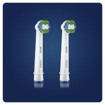 Revenda Higiene Dentária Acessórios - Oral-B Cabeça Escova Dentes 2pcs Precision Clean CleanMaximizer