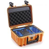 Revenda Acessórios Drones - B&W Drone Transport Case Type 3000 para DJI Mavic Air 2/Air 2S