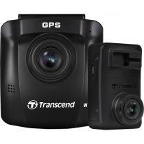 Revenda Câmaras Vídeo Desporto VR e 360º - Action Camera Transcend DrivePro 620 Camera + 2x 32GB microSDHX