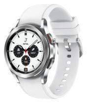 Revenda Smartwatch - Smartwatch Samsung Galaxy Watch 4 Classic Silver LTE 42mm