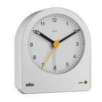 Revenda Relógios Parede - BRAUN BC22 W quartz Despertador Branco