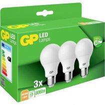 Revenda Lâmpadas LED - 1x3 GP Lighting LED Classic E27 9,4W                   GP 087687