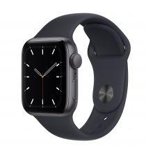 Revenda Smartwatch - Smartwatch Apple Watch SE GPS 44mm Silver Alu Abyss Azul Sport