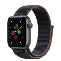Revenda Smartwatch - Smartwatch Apple Watch SE GPS + Cell 40mm Space Grey Alu Midnight Spor
