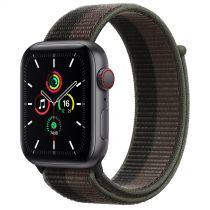 Revenda Smartwatch - Smartwatch Apple Watch SE GPS + Cell 44mm Grey Alu Tornado/Grey Sport