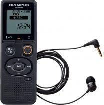Revenda Gravadores Voz Dictafones - Dictafone Olympus VN-541PC+TP-8 Adapter