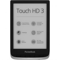 Comprar eBooks - eBook Pocketbook Touch HD3 metallic grey