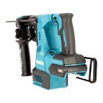 Revenda Martelos perfuradores - Martelo perfurador Makita HR004GZ XGT, 40V, azul/preto sem bateria e c
