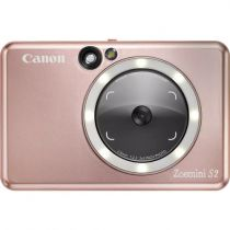 Revenda Camaras Digitais Canon - Câmara digital Canon Zoemini S2 rosegold
