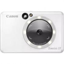 Revenda Camaras Digitais Canon - Câmara digital Canon Zoemini S2 perlbranco