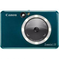 Revenda Camaras Digitais Canon - Câmara digital Canon Zoemini S2 aquamarin