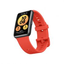 Revenda Smartwatch - Smartwatch HUAWEI Watch Fit pomelo red
