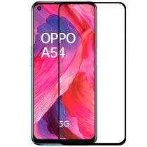Comprar Smartphones Oppo / Oneplus - Protetor Ecrã Vidro Temperado Oppo A54 5G / A74 5G (FULL 3D Preto)
