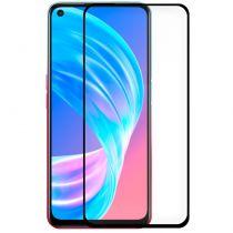 Comprar Smartphones Oppo / Oneplus - Protetor Ecrã Vidro Temperado Oppo A73 5G (FULL 3D Preto)