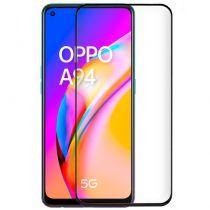 Comprar Smartphones Oppo / Oneplus - Protetor Ecrã Vidro Temperado Oppo A94 5G / Reno 5Z (FULL 3D Preto)