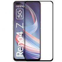 Comprar Smartphones Oppo / Oneplus - Protetor Ecrã Vidro Temperado Oppo Reno 4Z (FULL 3D Preto)