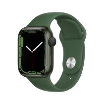 Revenda Smartwatch - Smartwatch Apple Watch 7 GPS, 41mm Alu verde, Sport Klee
