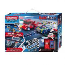 Revenda Pistas e circuitos eléctricos - Pista carros Carrera GO!!!     Buildn Race Racing Set  4,9 m       200