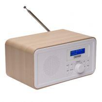 Comprar Rádios / Recetores Mundiais - Radio Denver DAB-30 light wood