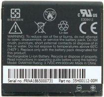 Comprar Baterias HTC - BATERIA HTC DIAMOND BA S270 900mah