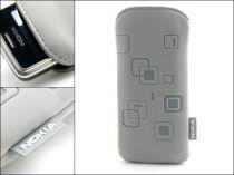 Custodie - Custodie Nokia CP-326 Nokia 6300 Grigio