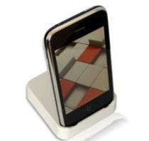 Caricabatterie iPhone - Apple iPhone 3G Dockingstation | charge & sync | Bianco