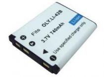 Batterie per Olympus - EFORCE Batteria Compatibile Li-42B per Olympus D630, FE-150,