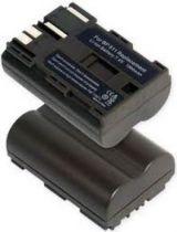 Batterie per Canon - Batteria Compatibile BP-511 per Canon Digital Rebel, D