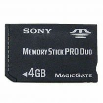 Memory Stick - SANDISK MEMORY STICK PRO DUO 2GB