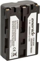 Batterie per Sony - Batteria Compatibile per Sony NP-FM500 H
