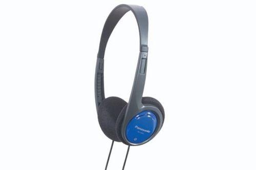 Auscultadores Panasonic RP-HT010 E-A azul