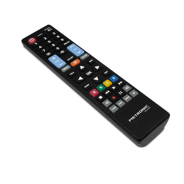 Comandos - METRONIC 495340 COMANDO UNIVERSAL - TV MARCA SAMSUNG