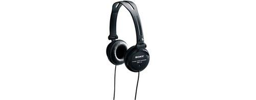Auscultadores Sony MDR-V150 Preto