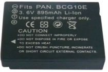 Revenda Bateria para Panasonic - Bateria compatível Panasonic BCG 10 E