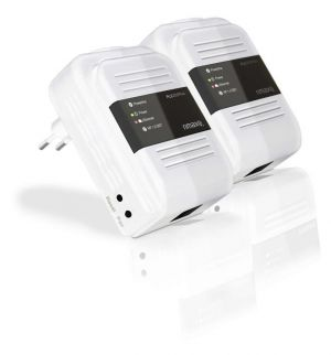 Comprar Powerline - Conversor Wireless-Powerline Rimax PLC 200 Plus (Twin Pack)