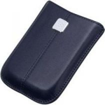 Bolsas Blackberry - Bolsa Pele Blackberry HDW-18972-003 Dark Blue para Storm