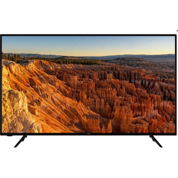 TV LCD / LED - HITACHI LED TV 58´´ 58HK5160 UHD 4K SMART TV WI-FI PRETO