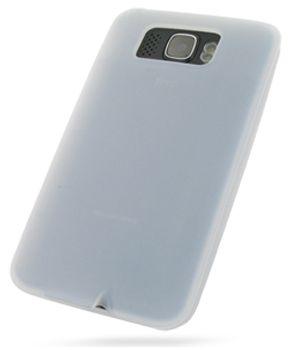 Comprar  - Bolsa Silicone para HTC HD2 Branca