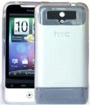 Bolsas - Bolsa Silicone HTC Legend transparente