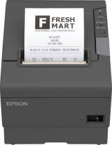 Revenda Impressoras Etiquetas - EPSON TM-T88V SERIE + USB C/FONTE PRETA
