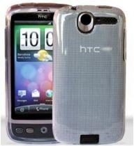 Bolsas - Bolsa Silicone transparente HTC Desire