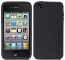 Custodie silicone/TPU iPhone - Custodie Silicone case-mate CM011820 per iPhone 4
